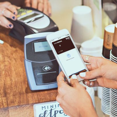 Betaling med Apple Pay