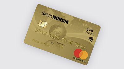 Mastercard Gold | BankNordik DK