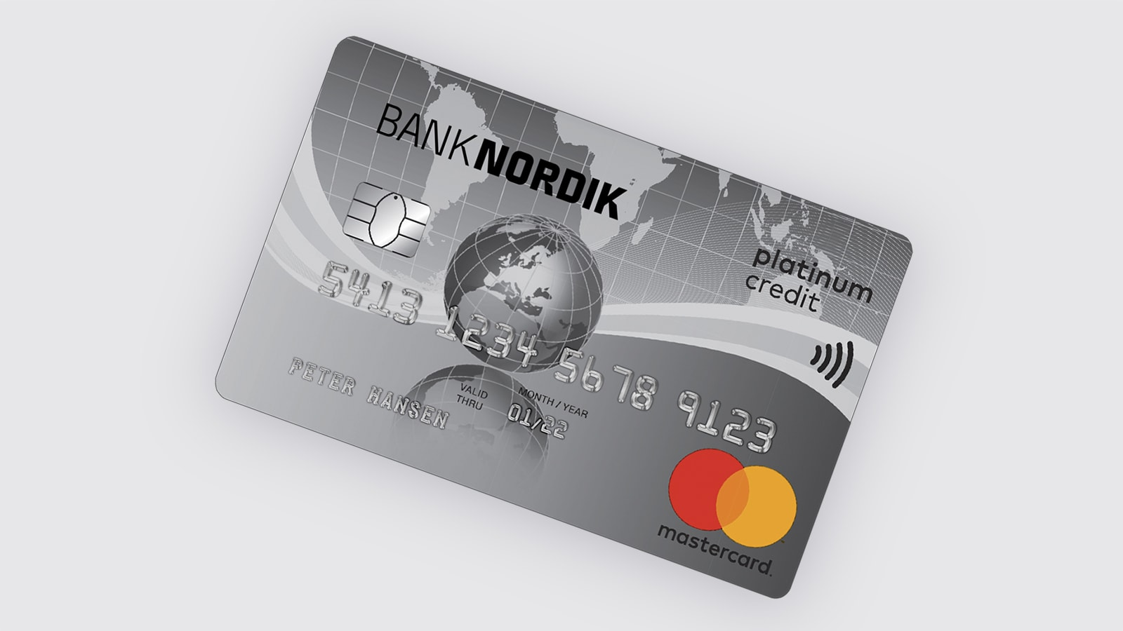 Mastercard Platinum | BankNordik DK