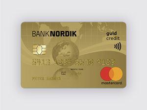 Mastercard kredit - Standard, Gold og Platinum | BankNordik DK